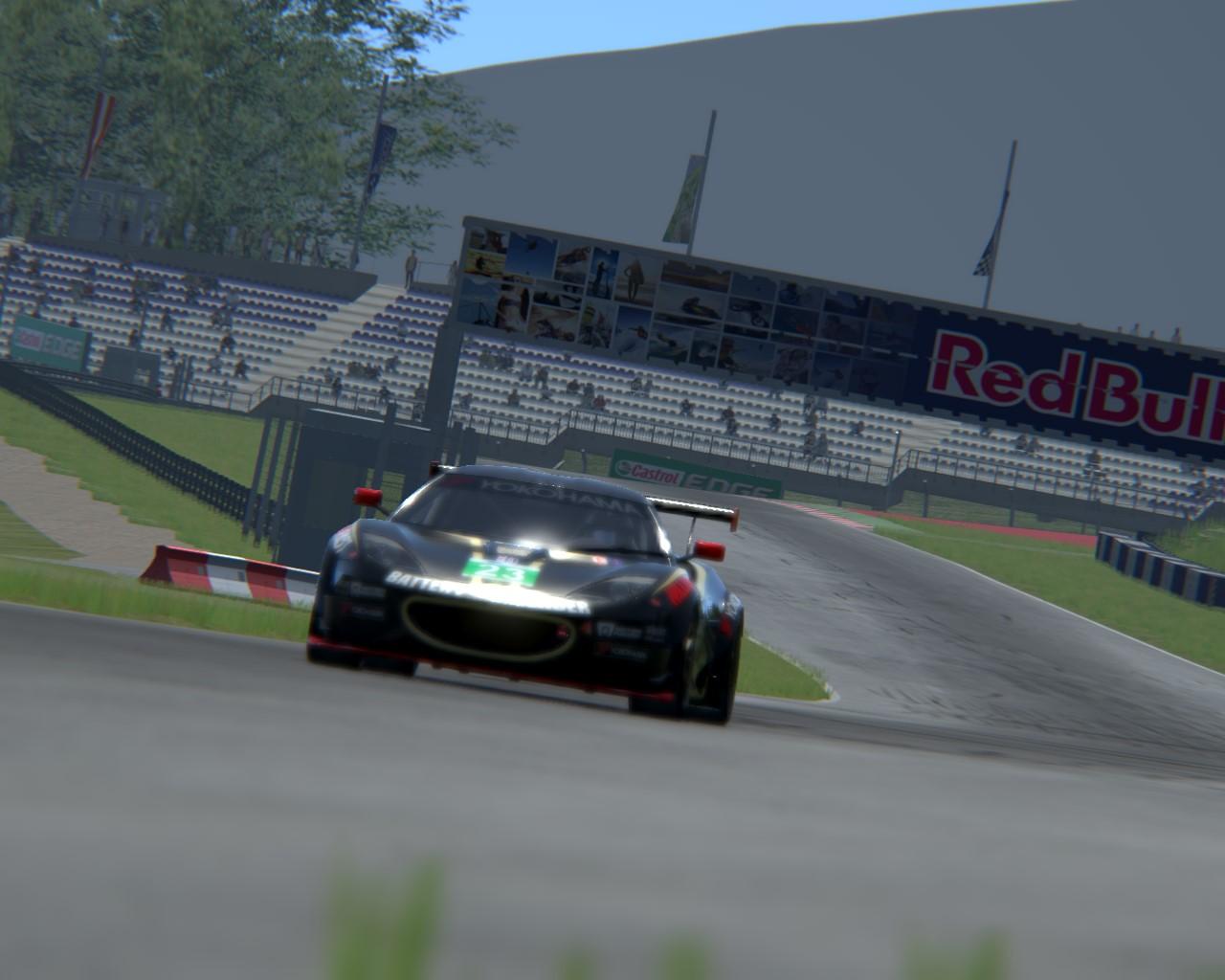 Spielberg Lotus Evora GTC Track Day