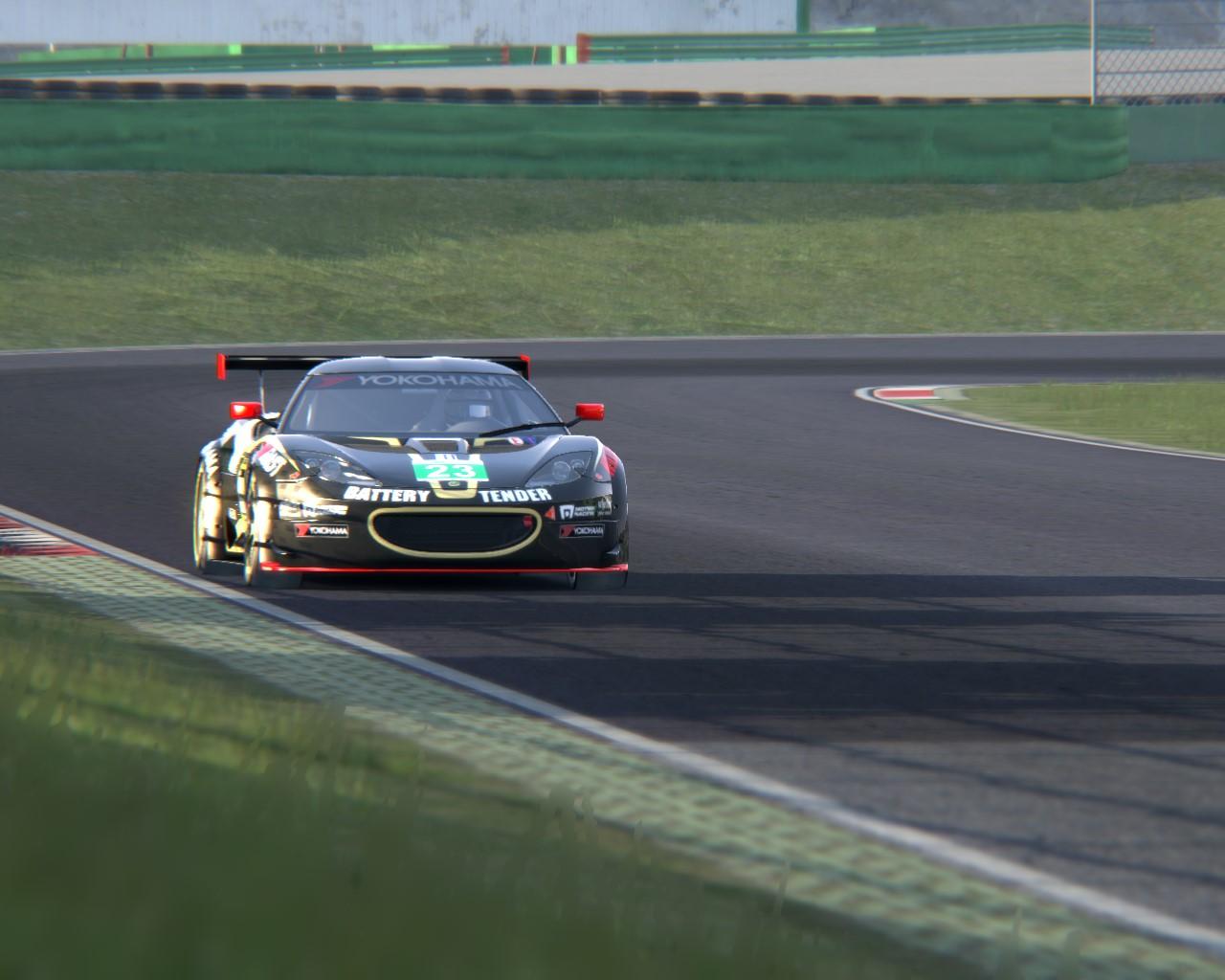 Vallelunga Lotus Evora GTC Track Day 2