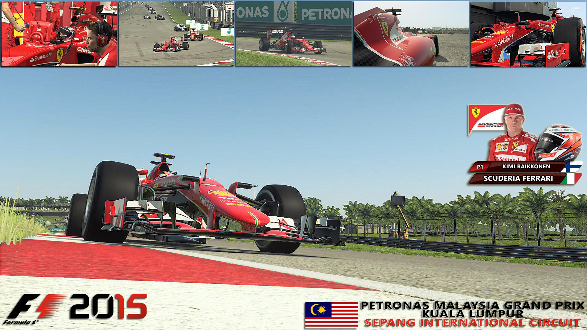 PETRONAS MALAYSIA GRAND PRIX Kuala Lumpur Sepang International Circuit
