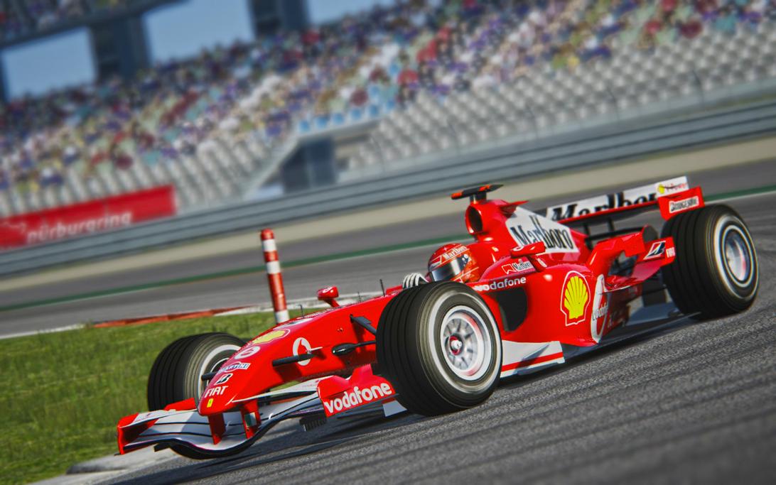 Ferrari F1 - Assetto Corsa