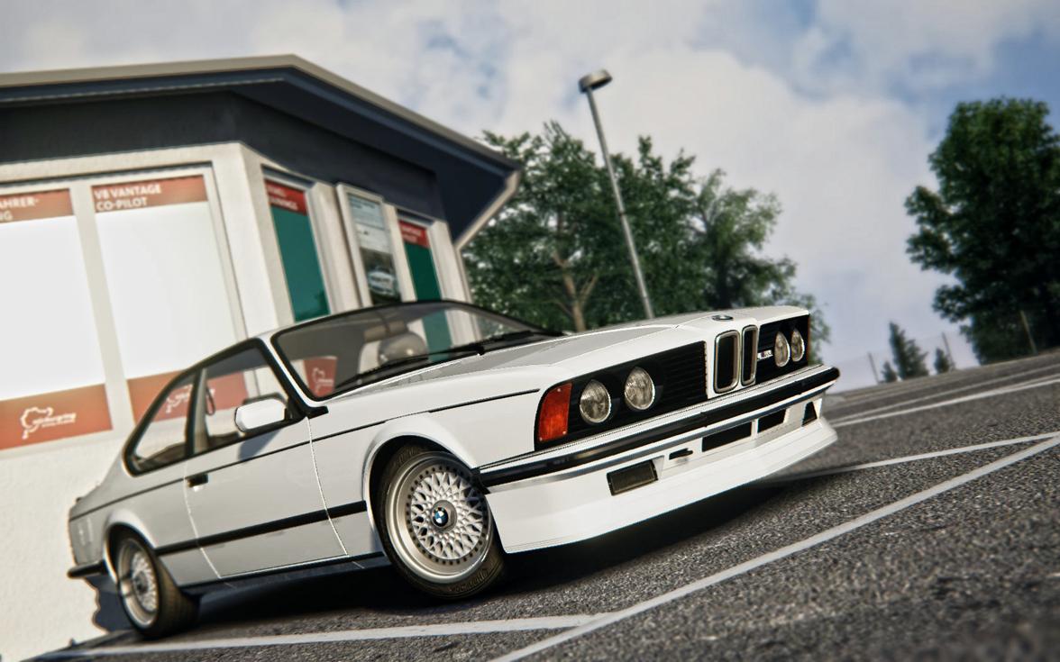 BMW M6 - Assetto Corsa