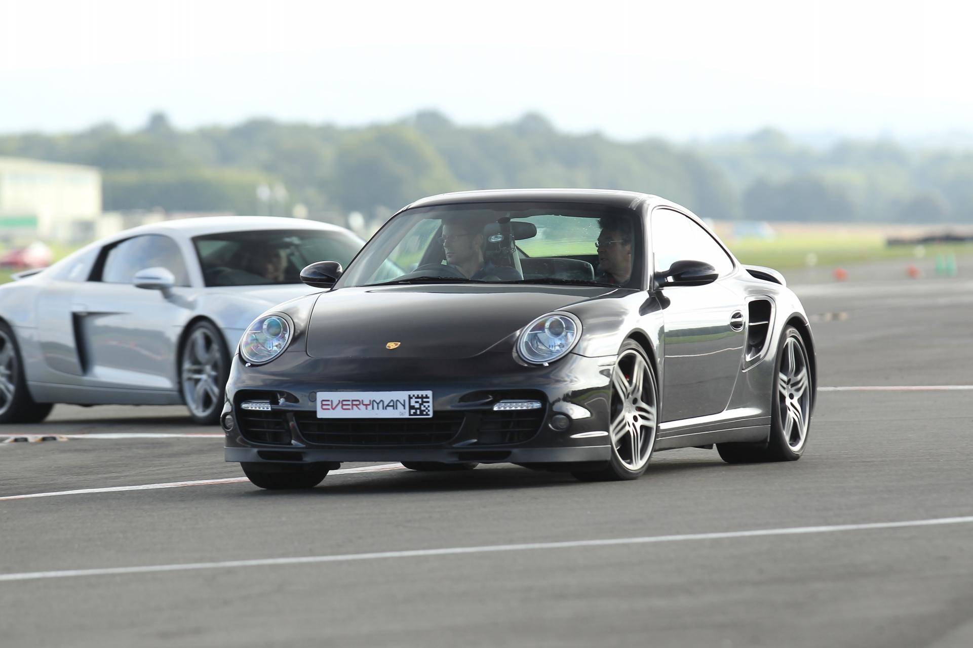 Porsche 911 Turbo Experience.