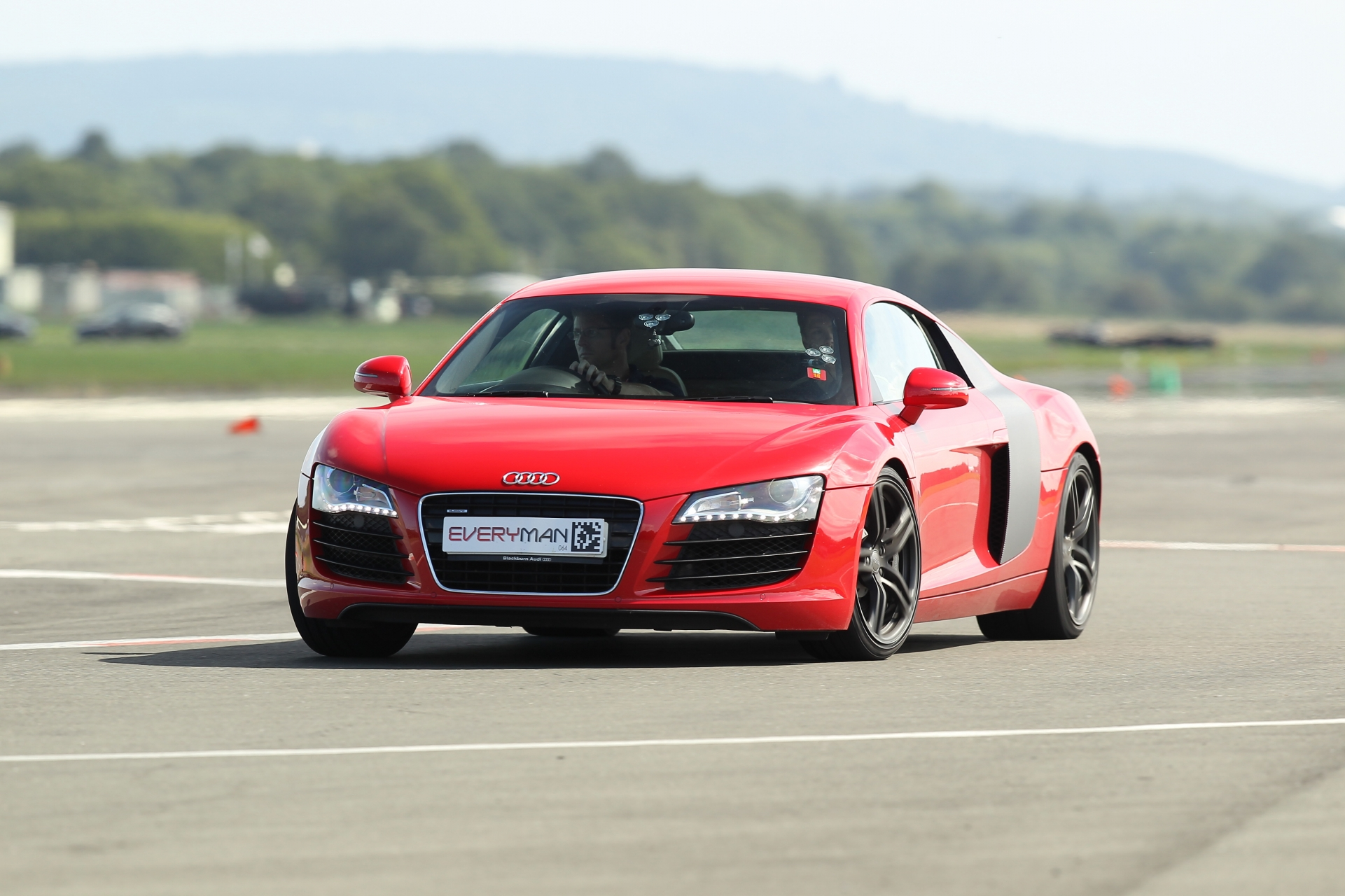 Audi R8 Experience.