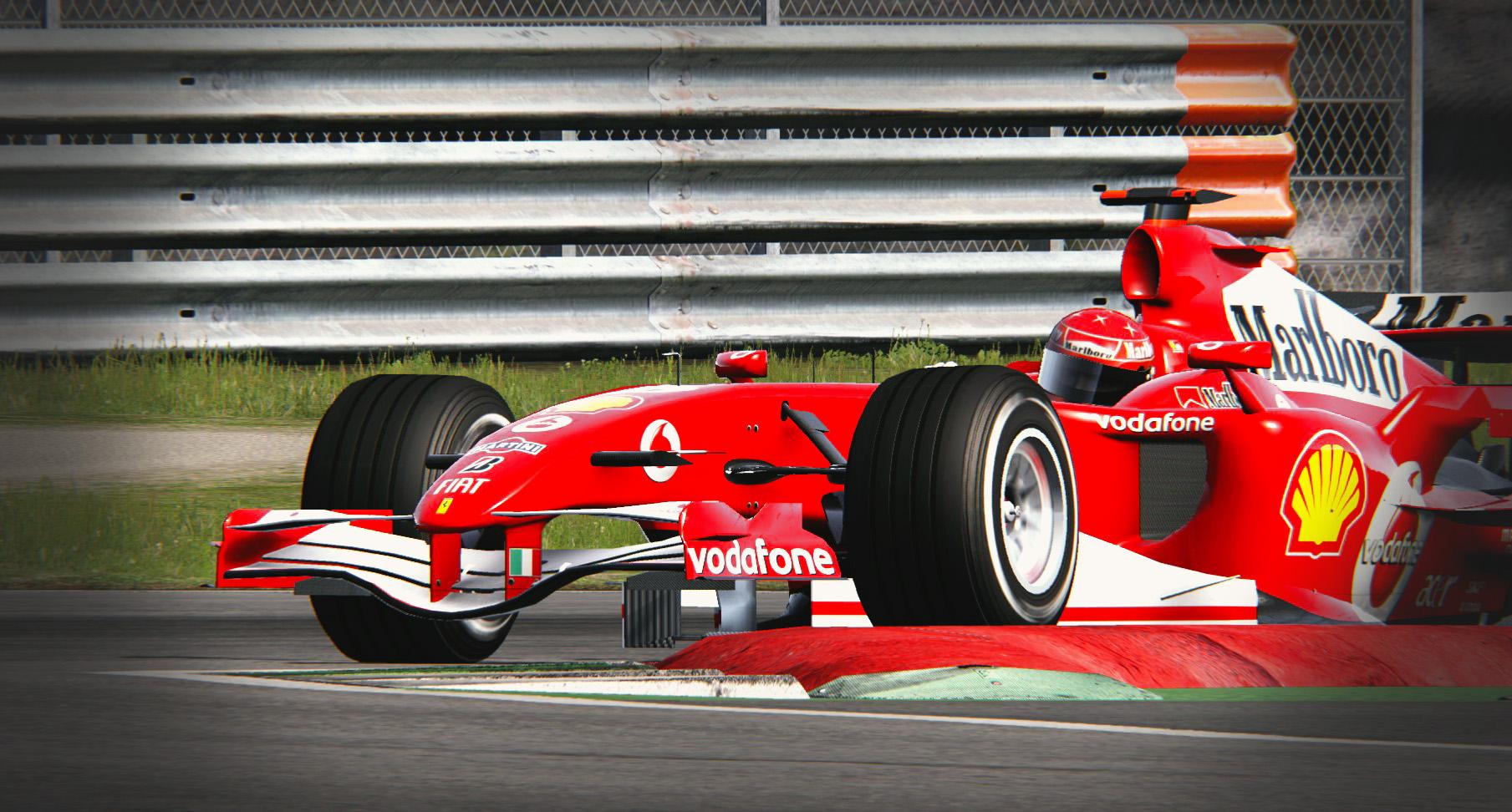 Ferrari 248 F1 at Monza