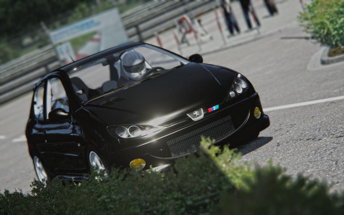 Peugeot 206 RC - Assetto Corsa