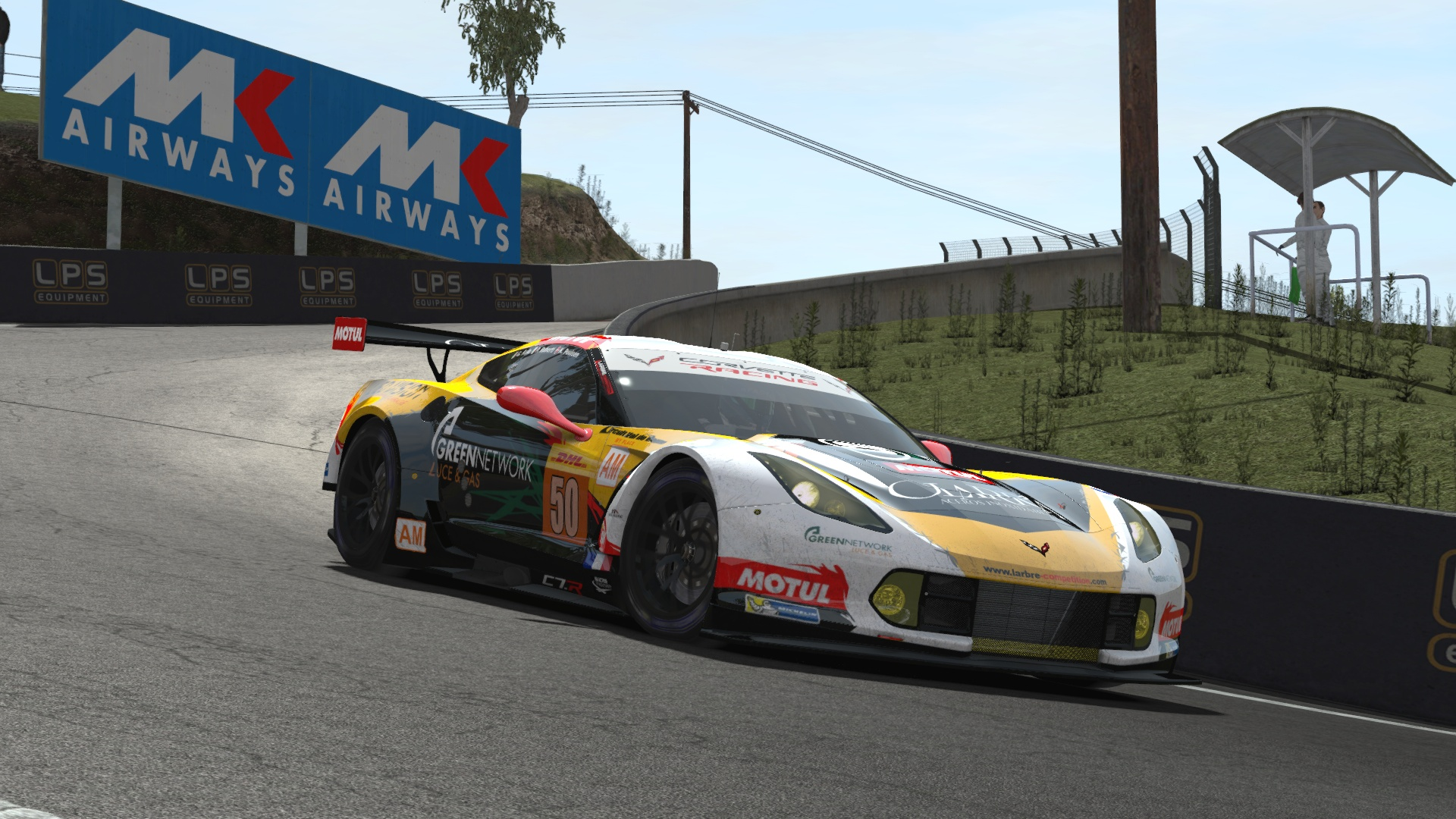 Rfactor 2 @ Mount Panorama