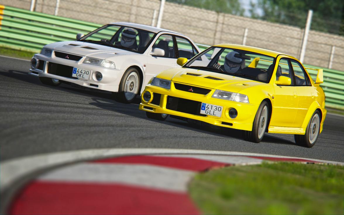 EVO VI - Assetto Corsa