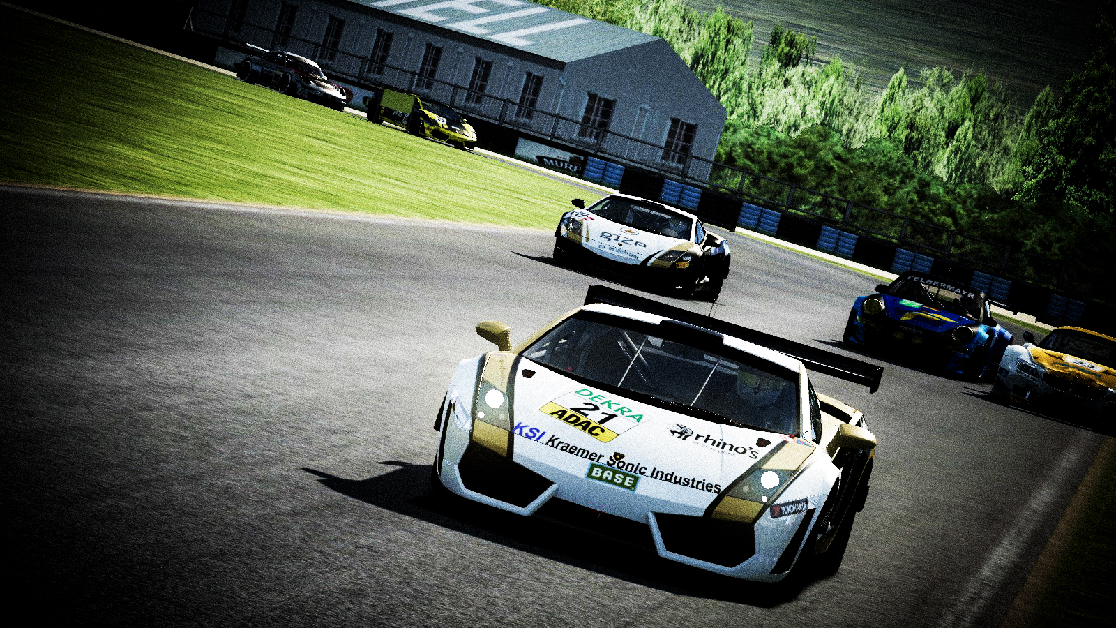 Assetto Corsa @Goodwood