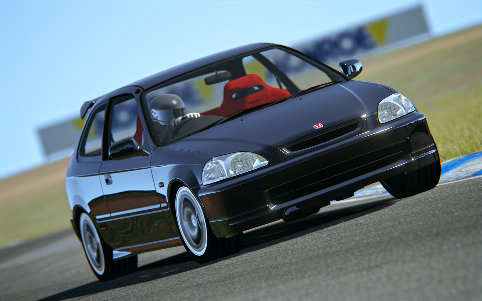 Civic Type R - Assetto Corsa