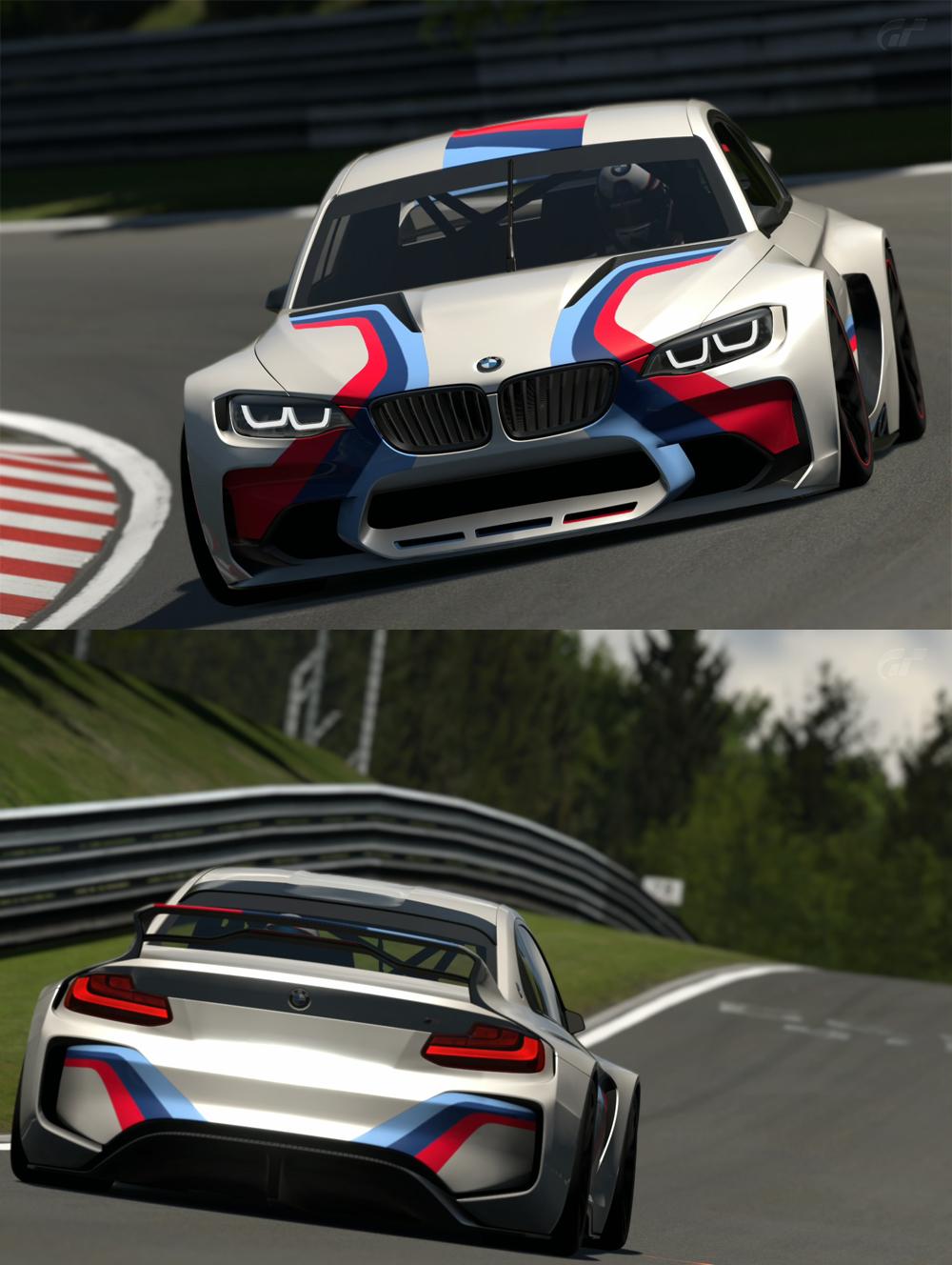 GT Vision BMW