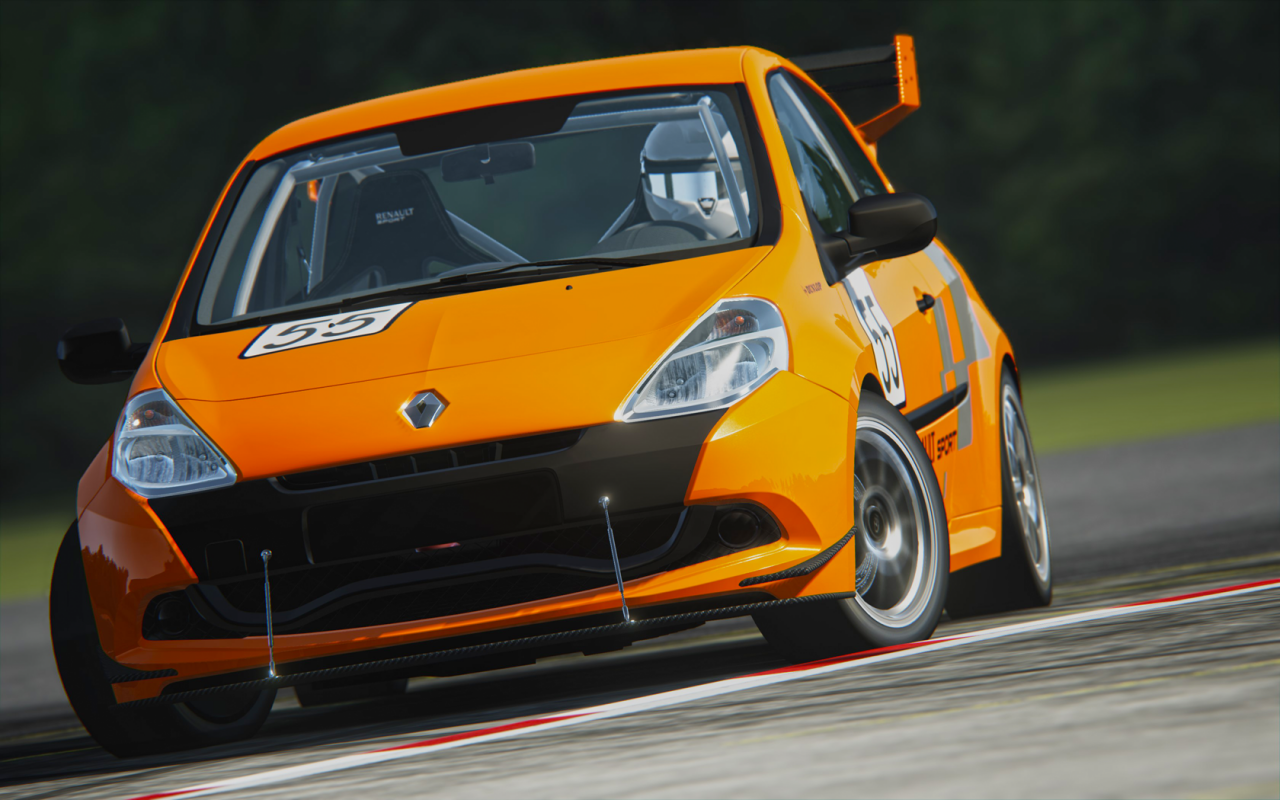 Clio Assetto Corsa