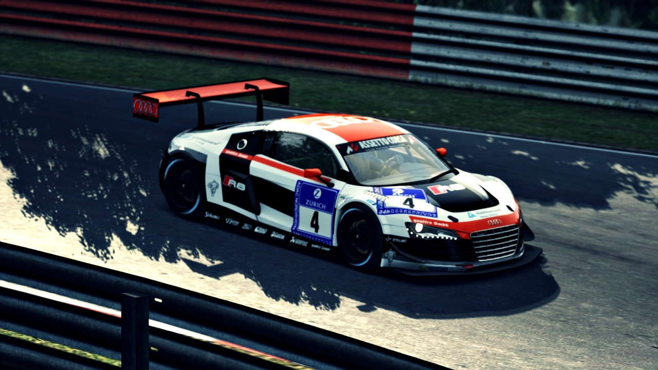 Phoenix Audi for Assetto Corsa