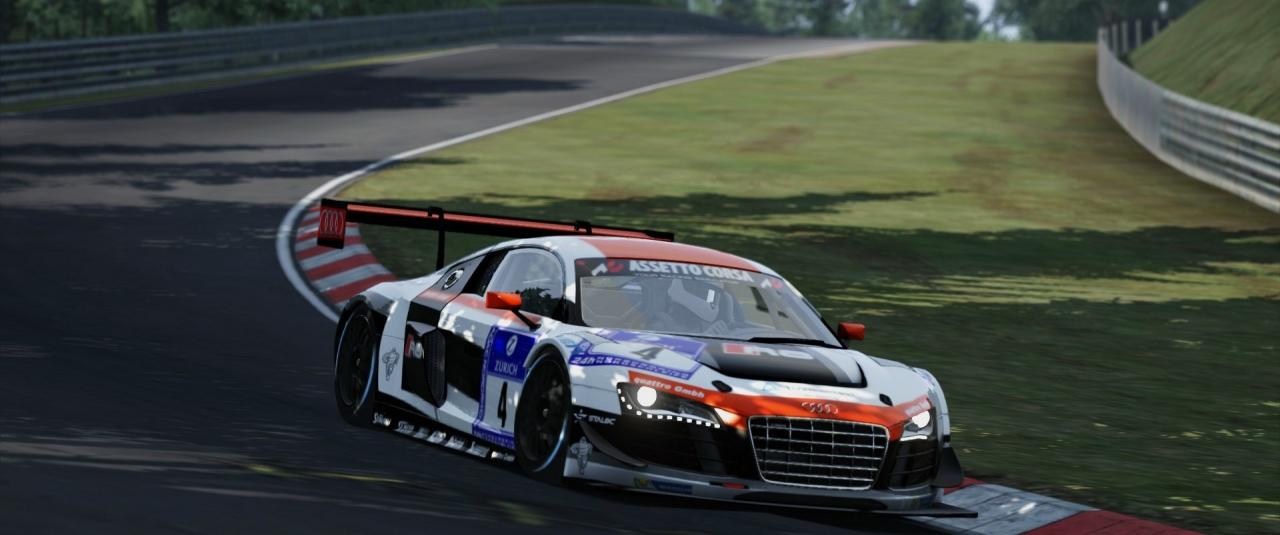 Phoenix Audi for Assetto Corsa