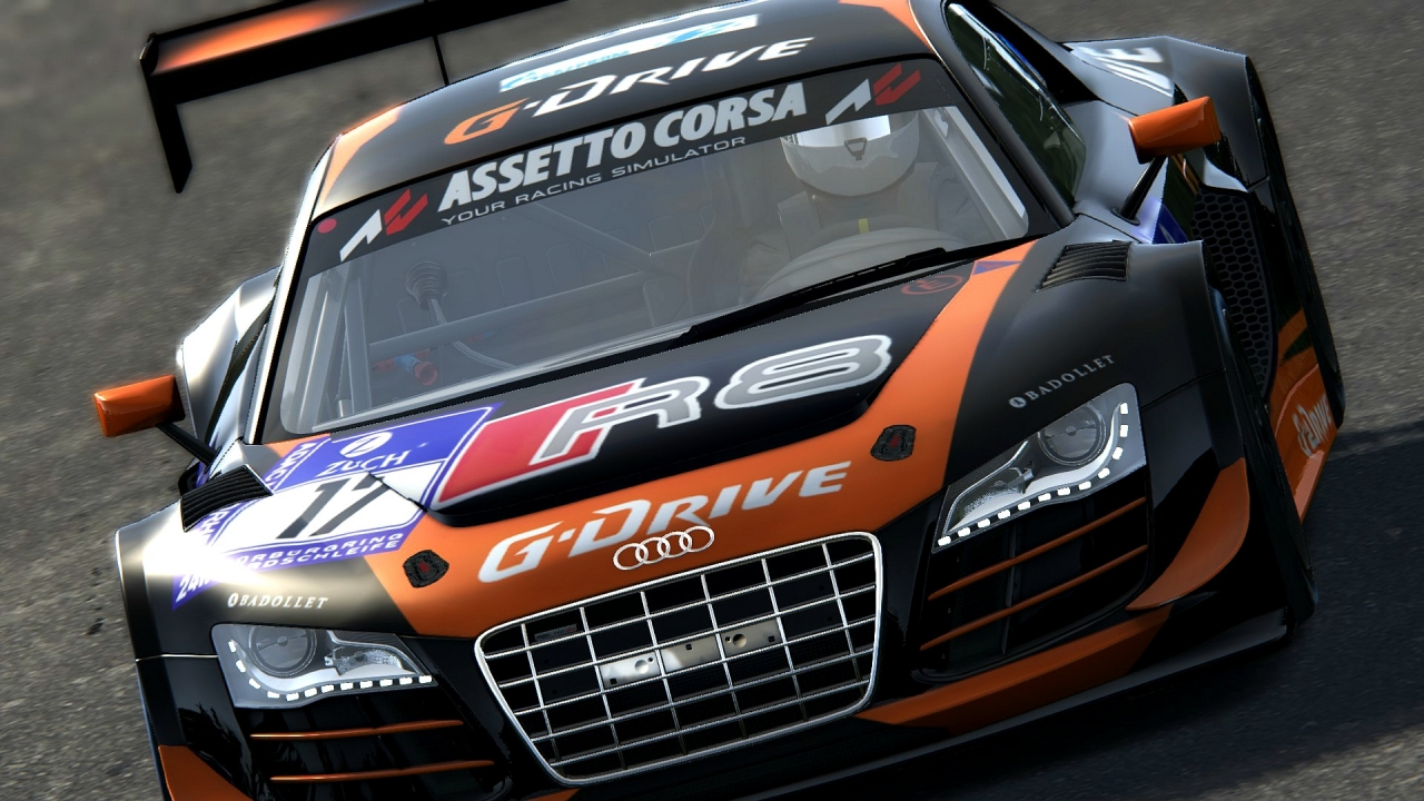 G Drive Racing for Assetto Corsa WIP