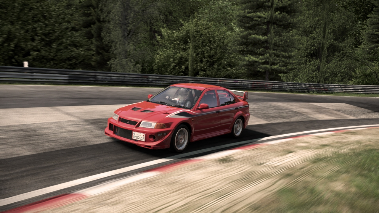 1999 Mitsubishi Lancer Evolution VI TME