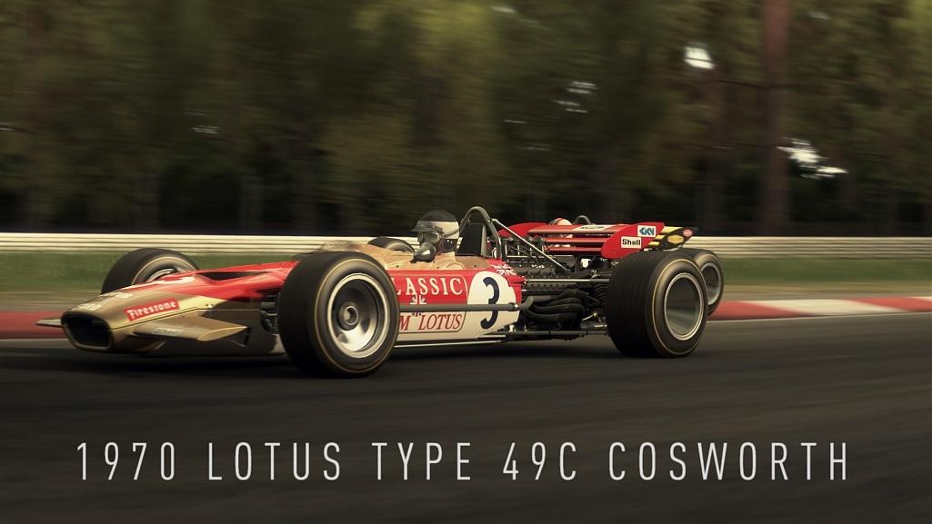 1965 Lotus Type 40 Canam