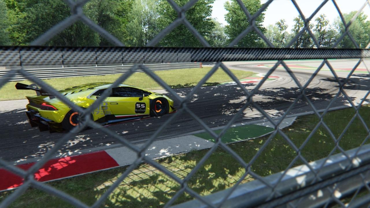 Huracan ST @ Monza pre-season Test