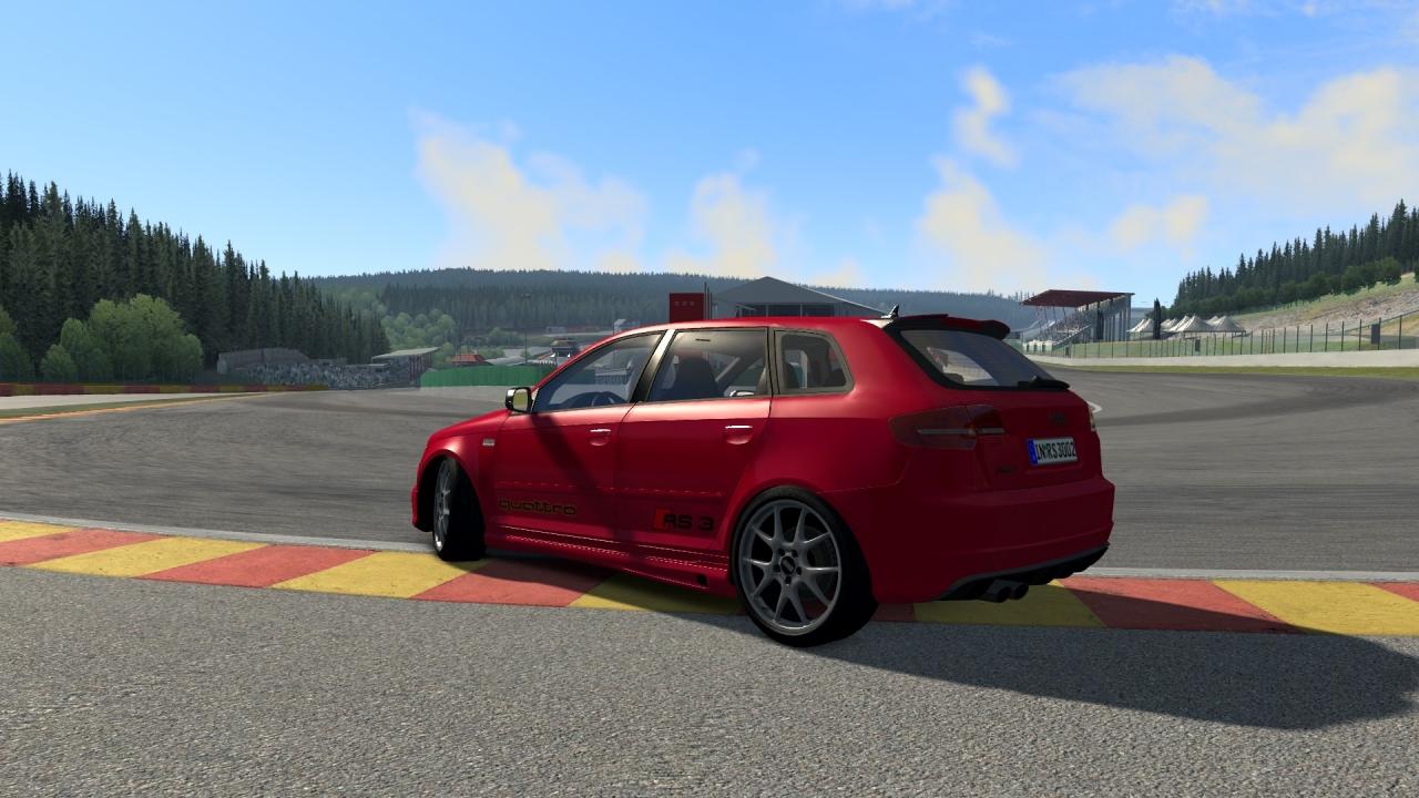AC-RS3 Sportback@Spa