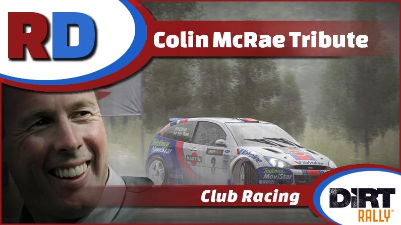 Colin McRae Tribute Rally