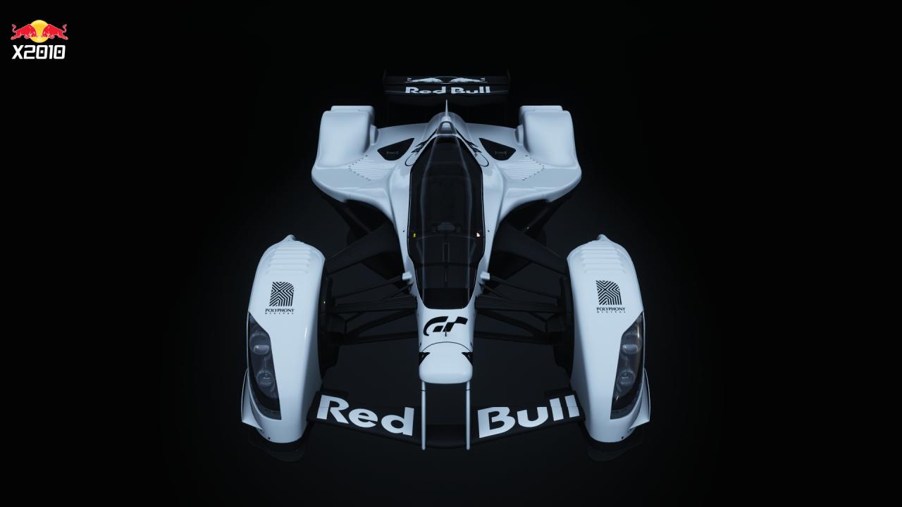 RedBull X2010