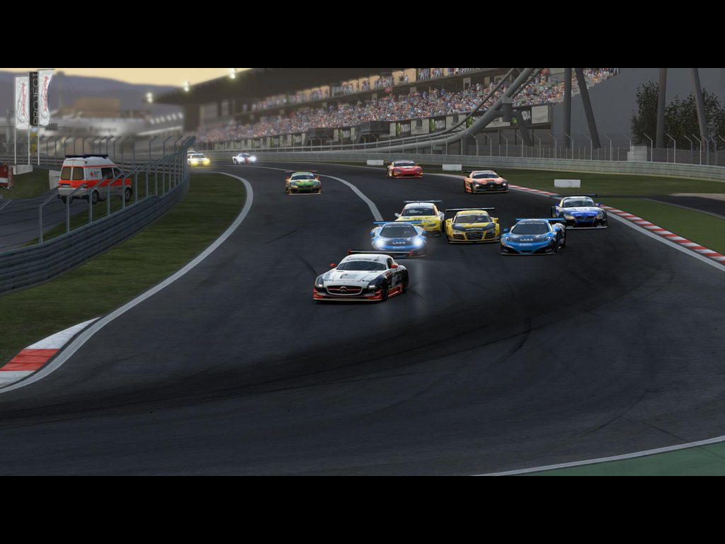 FNGTC turn 1 Nurburgring