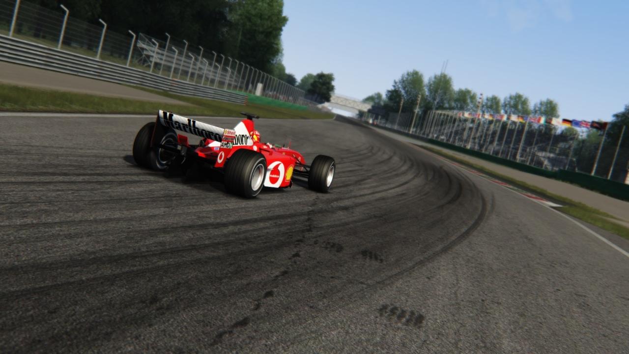 F2002 @ Monza