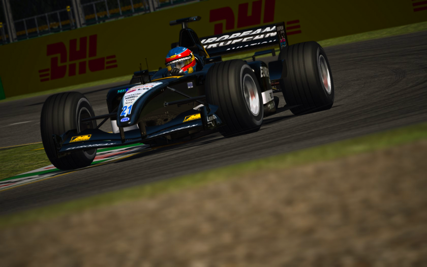 Assetto Corsa -Minardi