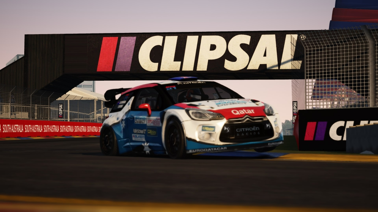 Assetto Corsa - DS3 WRC -Adelaide