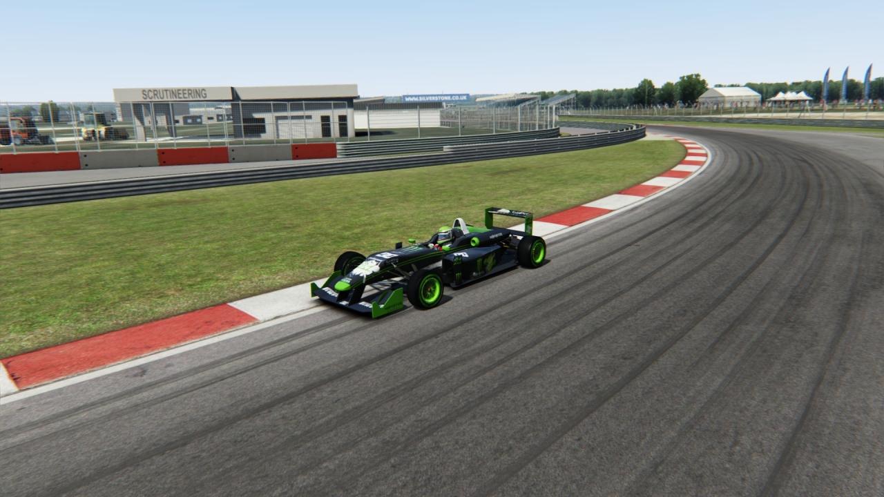 RSR Formula 3