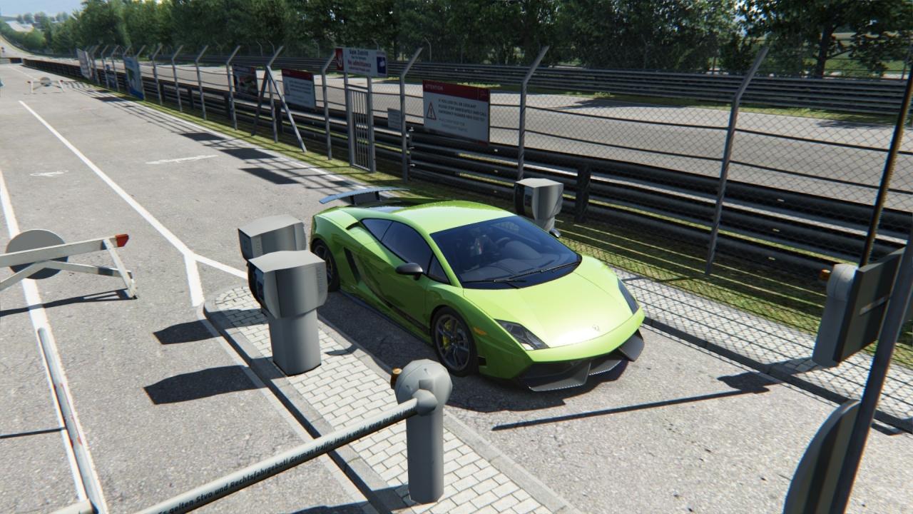 Lamborghini Gallardo @ Nordschleife Tourist
