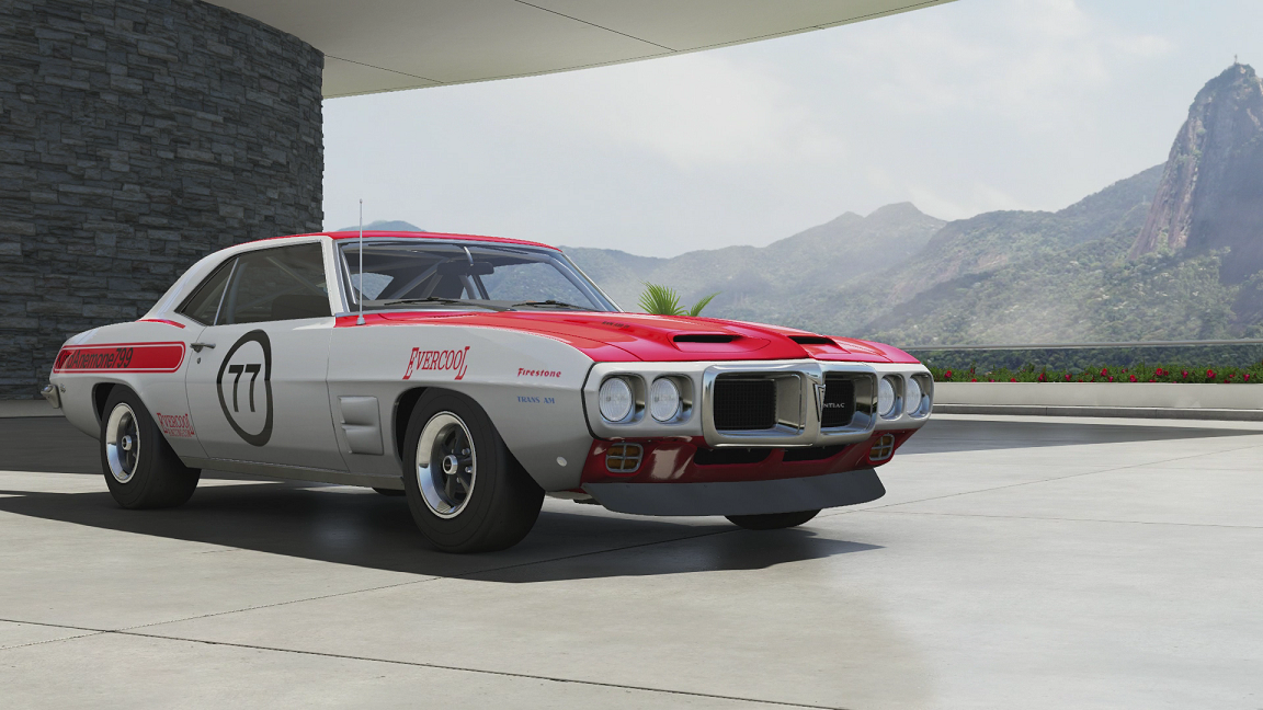 Trans-Am Firebird 2