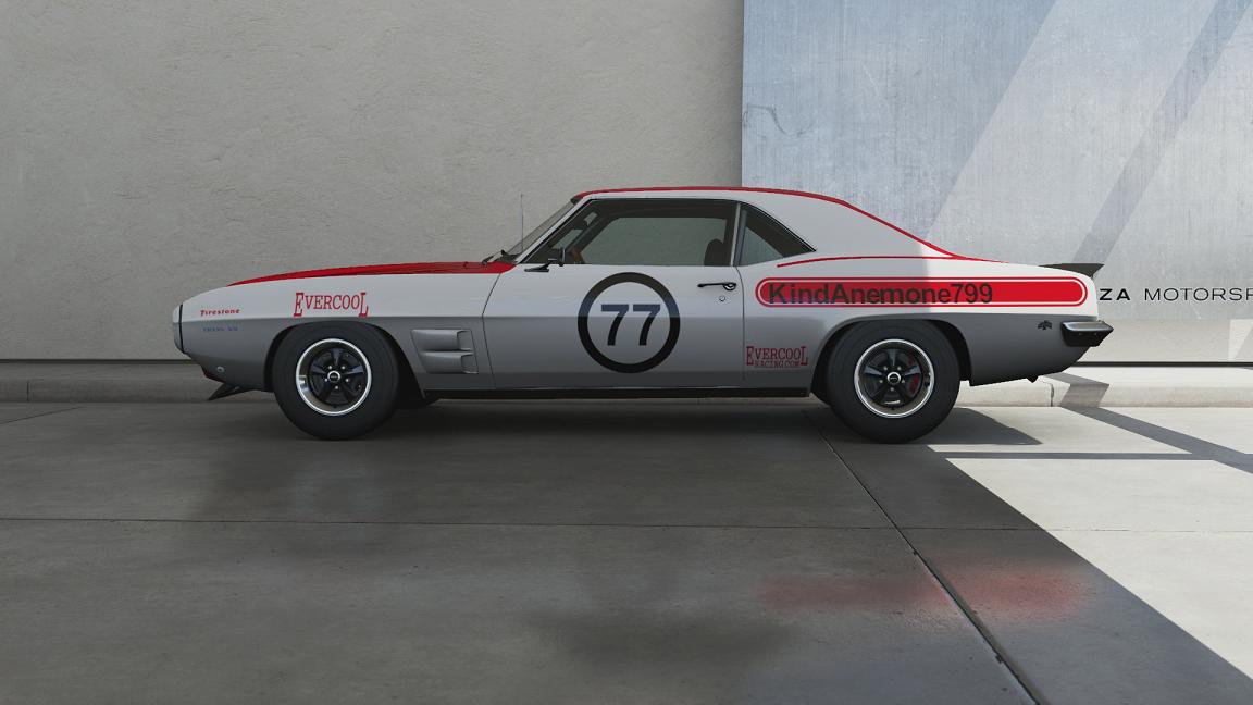 Trans-Am Firebird 3