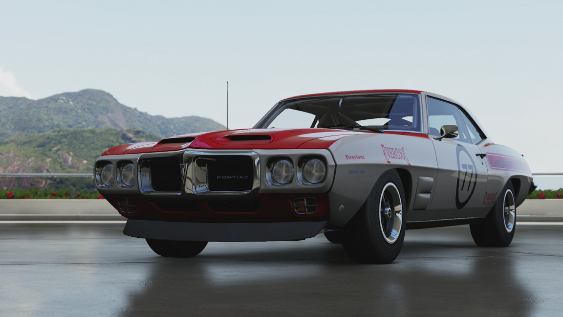 Trans-Am Firebird 4