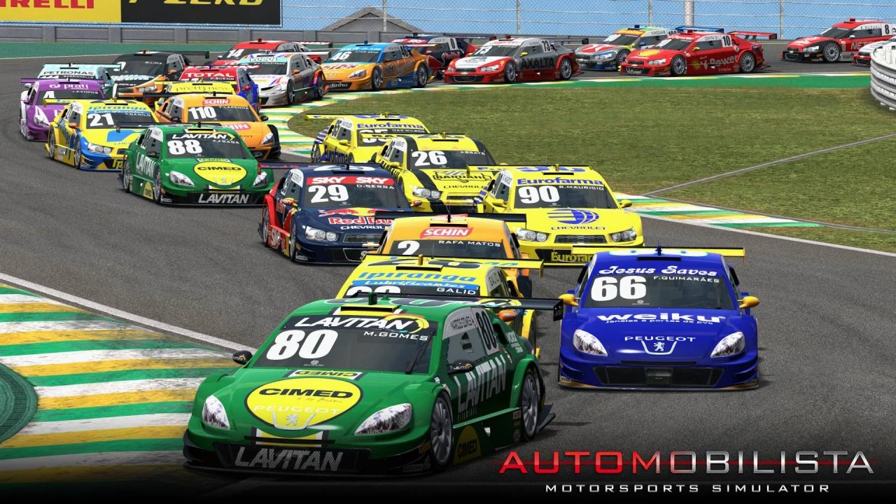 AUTOMOBILISTA  Stock Car V8