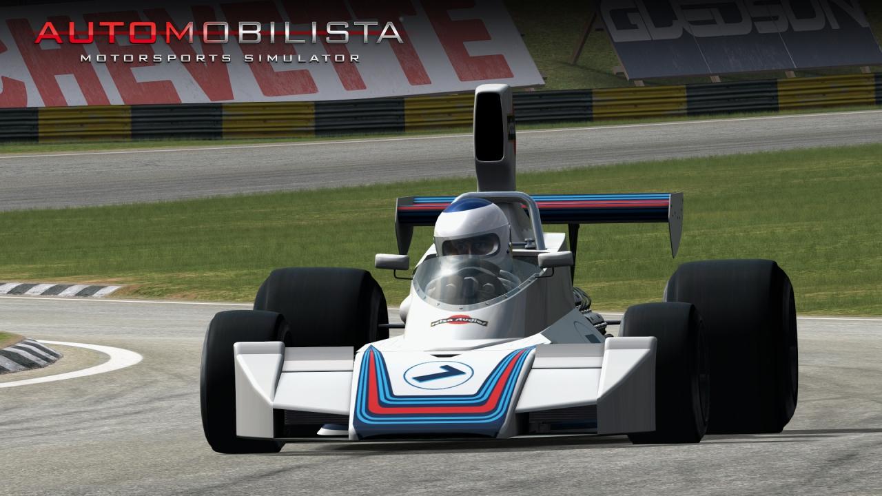 AUTOMOBILISTA Formula Retro