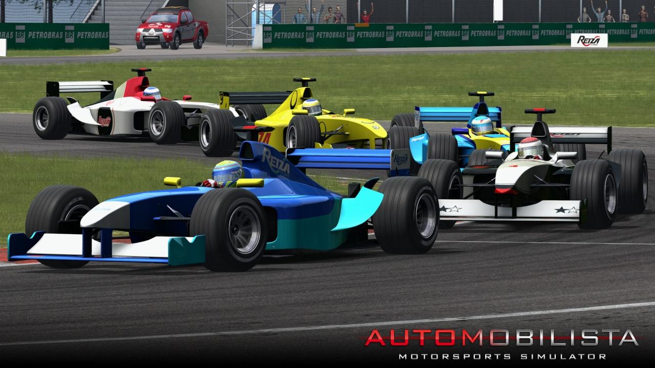 AUTOMOBILISTA Formula V10