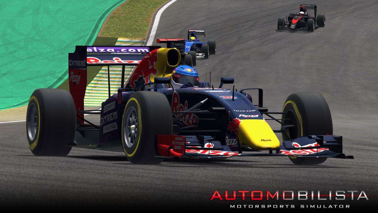 AUTOMOBILISTA Formula Extreme