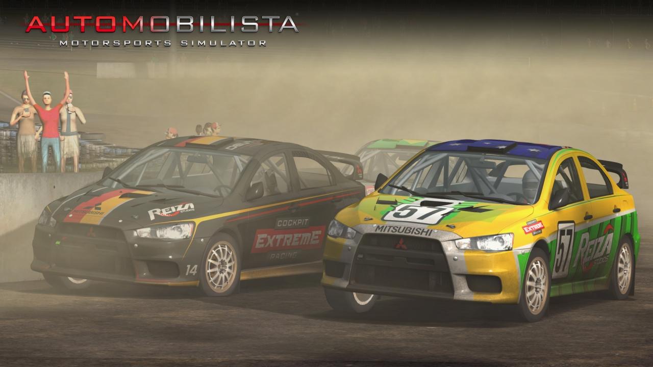 AUTOMOBILISTA Rally Cros
