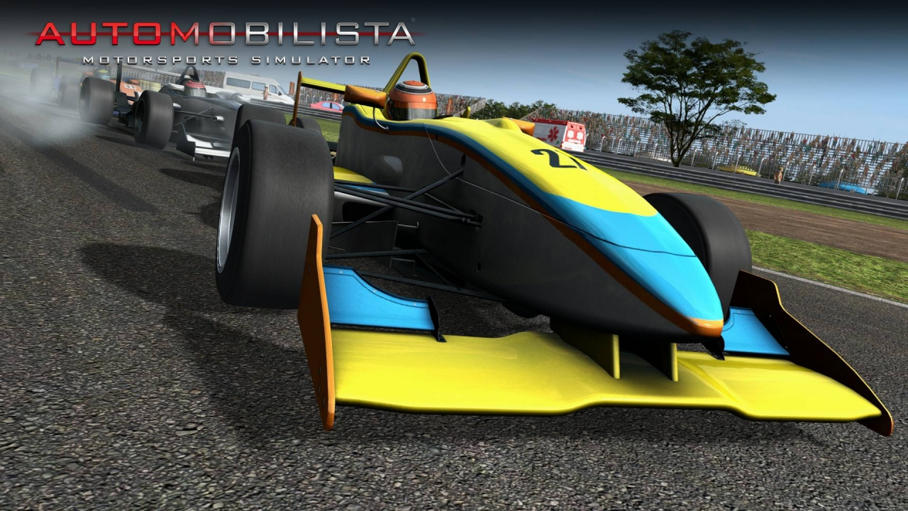 AUTOMOBILISTA Another Formula 3