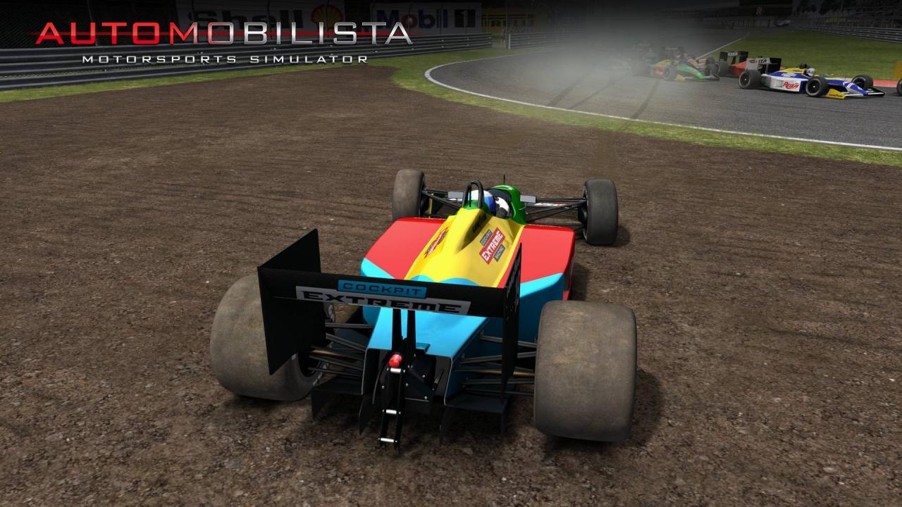 AUTOMOBILISTA Formula Classic