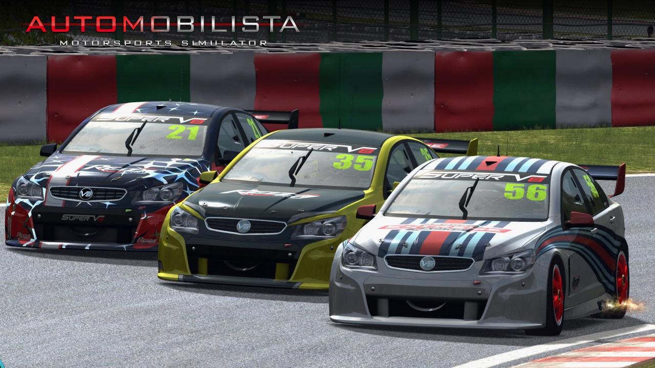 AUTOMOBILISTA V8 Supercars