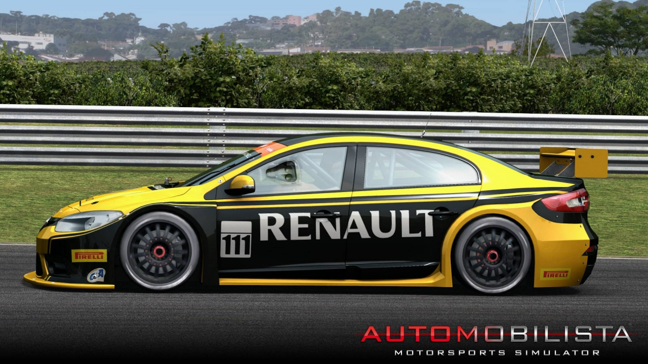 AUTOMOBILISTA Renault Touring Car