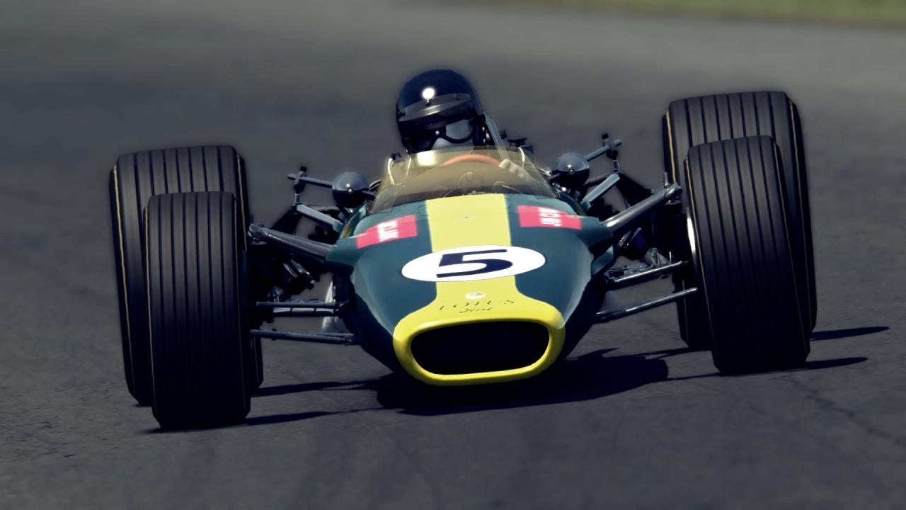 Lotus type 49 @ monza