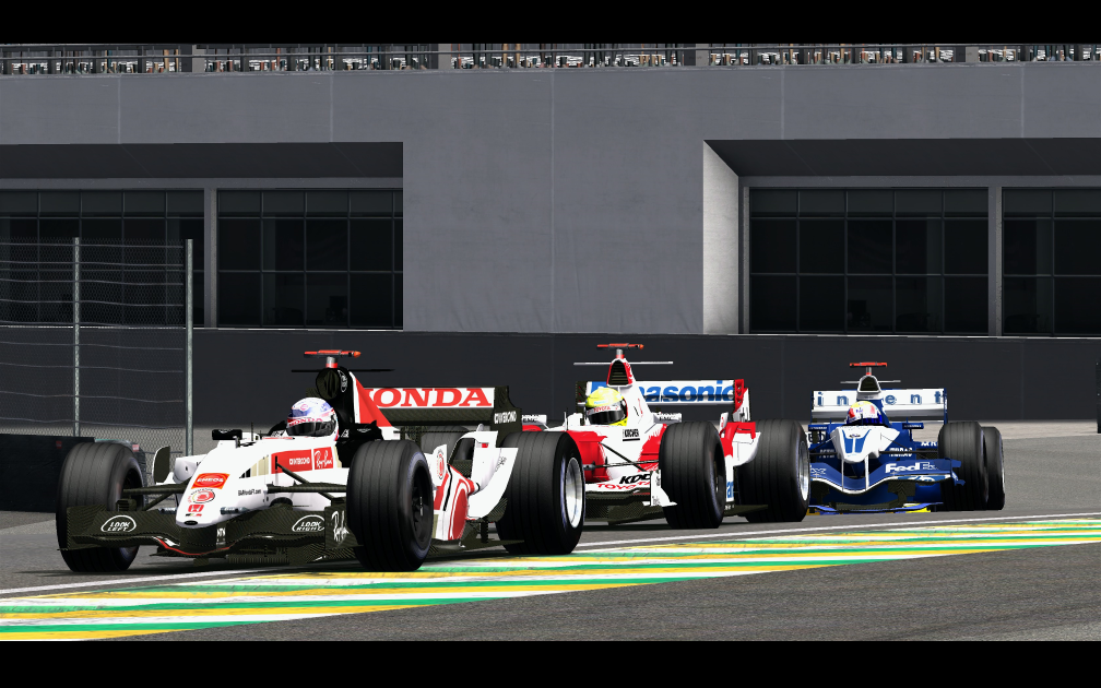 F1 CTDP 2005 Conversion