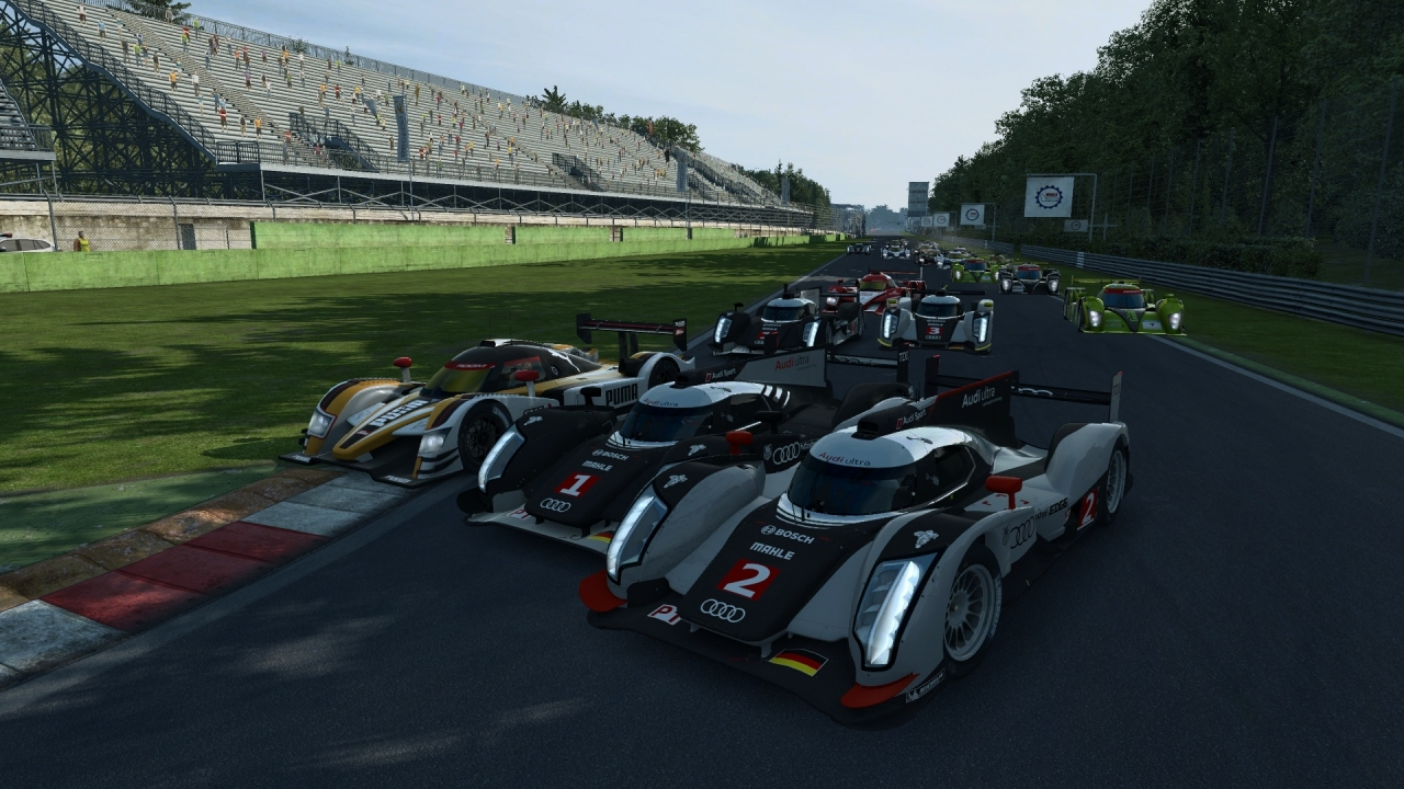 RRE P1 at Monza