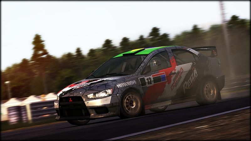 Rallycross powah!