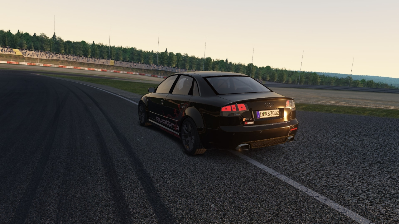 Audi RS4 B7 PREVIEW
