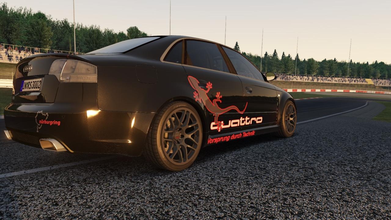 Audi RS4 B7 PREVIEW