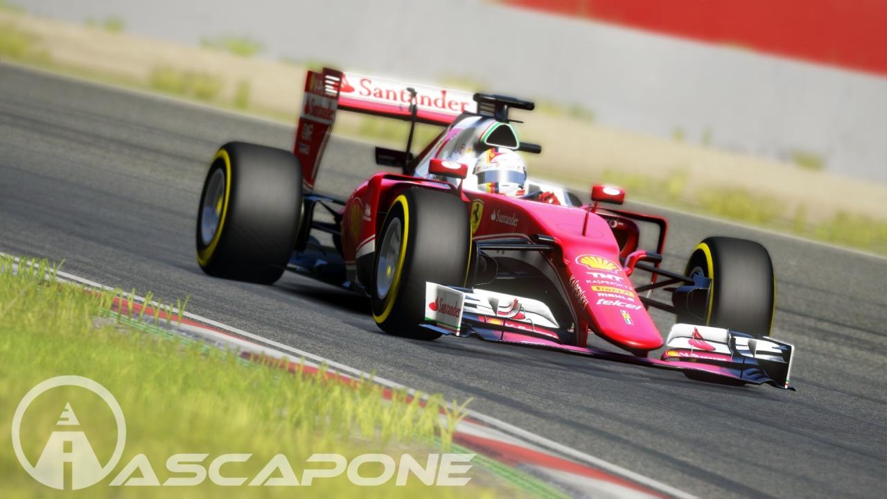 """Ferrari SF15-T """"2016 Skin"""""""