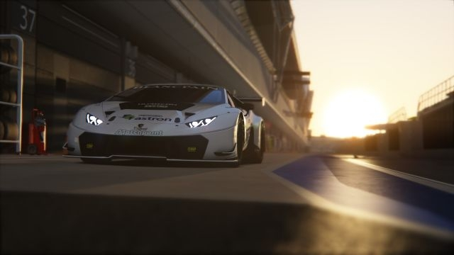Huracan GT3 @Silverstone